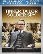 Tinker, Tailor, Soldier, Spy [UltraViolet] [Includes Digital Copy] [Blu-ray]