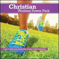 Christian Workout Power Pack: 3 CDS To Keep You Energized During Your Workouts - Various Artists