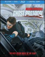 Mission: Impossible - Ghost Protocol [2 Discs] [Includes Digital Copy] [Blu-ray/DVD] [UltraViolet]