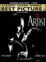 The Artist [Blu-ray/DVD] - Michel Hazanavicius