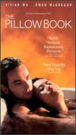 The Pillow Book [Vhs]