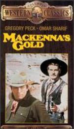 Mackenna's Gold [Vhs]