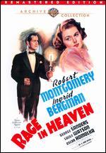 Rage in Heaven - W.S. Van Dyke