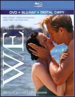 W.E. [3 Discs] [Blu-ray/DVD]