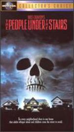 People Under the Stairs [Vhs]