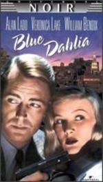 Blue Dahlia [Vhs]