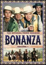 Bonanza: The Official Third Season, Vol. 1 [5 Discs]