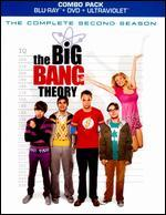The Big Bang Theory: The Complete Second Season [6 Discs] [Blu-ray]