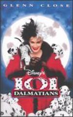 101 Dalmatians-Live Action [Dvd] [1996]