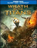Wrath of the Titans [2 Discs] [Includes Digital Copy] [UltraViolet] [Blu-ray/DVD]