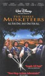 The Three Musketeers (Walt Disney Pictures Presents) [Vhs]
