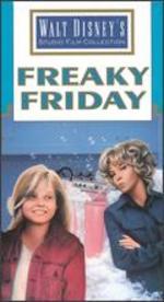 Freaky Friday [Vhs]
