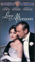 Love in the Afternoon - Billy Wilder