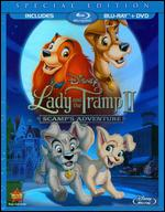 Lady and the Tramp II: Scamp's Adventure [2 Discs] [Blu-ray/DVD] - Darrell Rooney; Jeannine Roussel