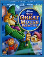 The Great Mouse Detective [Blu-ray] - Burny Mattinson; Dave Michener; John Musker; Ron Clements
