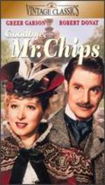 Goodbye Mr Chips [Vhs]