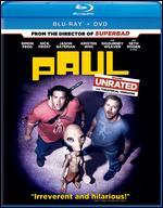Paul [2 Discs] [Includes Digital Copy] [Blu-ray/DVD] - Greg Mottola