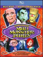 Mad Monster Party [2 Discs] [Blu-ray/DVD]