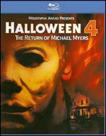 Halloween 4: The Return of Michael Myers [Blu-ray] - Dwight H. Little