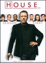 House: Season Eight - The Final Season [5 Discs]