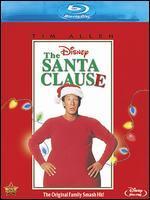 The Santa Clause [2 Discs] [Blu-ray/DVD]