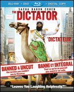 The Dictator [Blu-ray/DVD] (2012)
