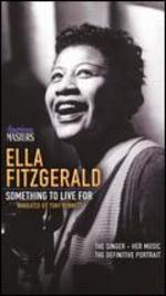 Ella Fitzgerald-Something to Live for [Vhs]