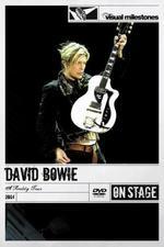 David Bowie-a Reality Tour