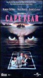 Cape Fear-Widescreen Edition [Vhs Tape]