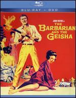 Barbarian and the Geisha [Blu-ray]