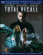 Total Recall [3 Discs] [Includes Digital Copy] [UltraViolet] [Blu-ray/DVD]