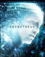 Prometheus [2 Discs] [UltraViolet] [Includes Digital Copy] [Blu-ray/DVD]