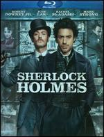 Sherlock Holmes [Includes Digital Copy] [UltraViolet] [Blu-ray]