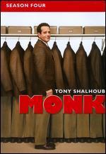 Monk: Season Four [4 Discs]