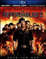 The Expendables 2 [Blu-ray] [Includes Digital Copy] [UltraViolet]