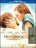 The Notebook [Ultimate Edition] [2 Discs] [Includes Digital Copy] [UltraViolet] [Blu-ray/DVD]