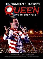 Hungarian Rhapsody: Queen Live in Budapest Dvd/2cd