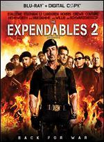 The Expendables 2 [Blu-ray/DVD]