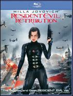 Resident Evil: Retribution [Includes Digital Copy] [UltraViolet] [Blu-ray]