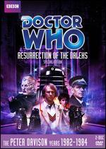 Doctor Who: Resurrection of the Daleks [2 Discs]