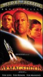 Armageddon (Widescreen Edition) [Vhs]