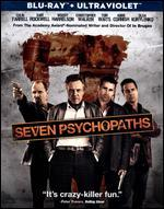 Seven Psychopaths [Includes Digital Copy] [UltraViolet] [Blu-ray]