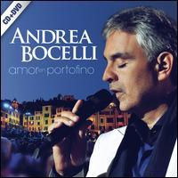 Amor en Portofino [CD & DVD] - Andrea Bocelli