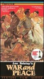 War and Peace [Vhs]