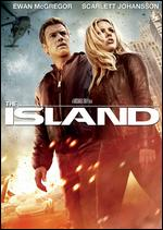 The Island [2 Discs] - Michael Bay