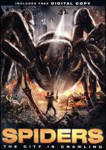 Spiders [Includes Digital Copy]