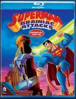 Superman: Brainiac Attacks (Blu-Ray)