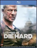 Live Free Or Die Hard (Blu-Ray / Dvd Combo)