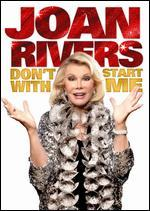 Joan Rivers Don't Start With Me Dvd With Cd