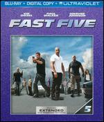Fast Five [Includes Digital Copy] [UltraViolet] [Blu-ray] - Justin Lin